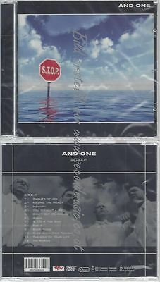 Cd--And One--S.t.o.p.