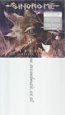 Cd--Sindrome--Resurrection - The Complete Collection
