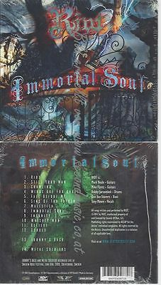 Cd--The Riot--Immortal Soul