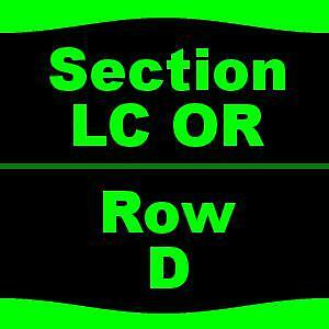 1-1 VIP PARKING Deep Purple & Alice Cooper 8/23 Jiffy Lube Live Bristow