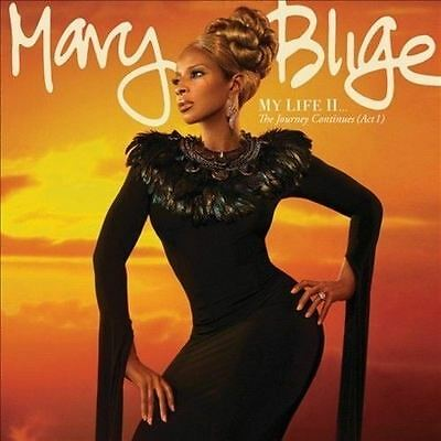 Mary J. Blige - My Life II... The Journey Continues (Act 1) - Damaged Case