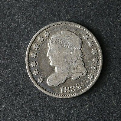 1832 Half Dime Great Deals From The TECC Bargain Bin