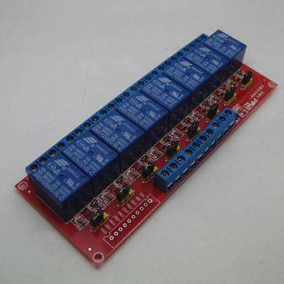 5V 8 Channel Relay Board Module Optocoupler LED for Arduino PiC ARM AVRC