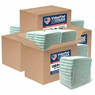 ValuePad USA Puppy Pads, Extra Large 28x36 Inch, Premium, 400 Count