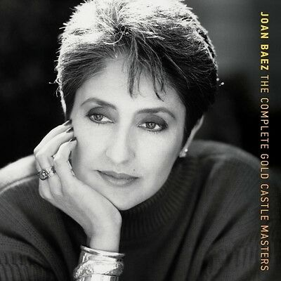 Joan Baez - Complete Gold Castle Masters  3 Cd Neu