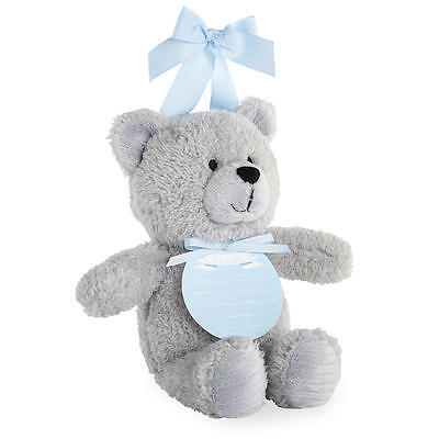"""New Koala Baby """"It's a Boy"""" Birth Announcement Teddy Bear with Hanging Ribbon"""