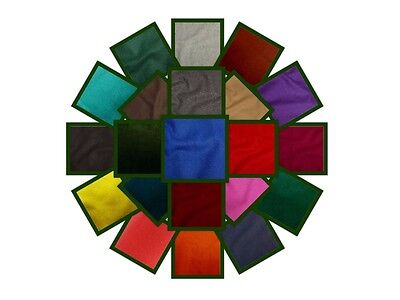 22 Colors Alova Velvet/Suede Cloth Upholstery Drapery Fabric  By The Yard