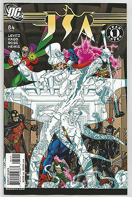 Jsa  # 84 * One Year Later