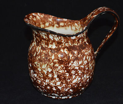 Stangl Pottery Small Pitcher Town & Country Brown