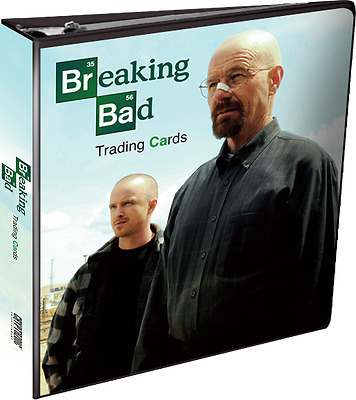 Card Albums--Breaking Bad - Series 1 Album