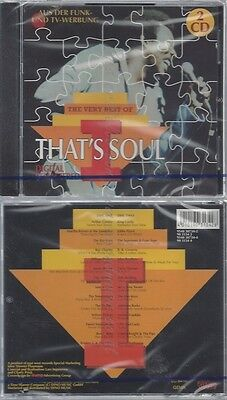 Cd--Nm-Sealed-Arthur Conley,  - Doppel-Cd -- The Very Best Of That's Soul I