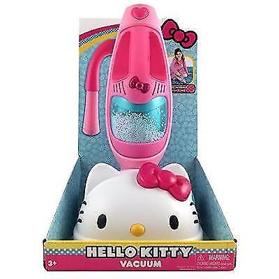 Just Play Hello Kitty Vacuum Cleaner New