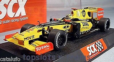 SCALEXTRIC SCX A10024S300 RENAULT F1 2010 #11 R.KUBICA MB  1/32 Slot new 1/32