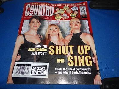 Country Weekly Magazine November 11th 2003