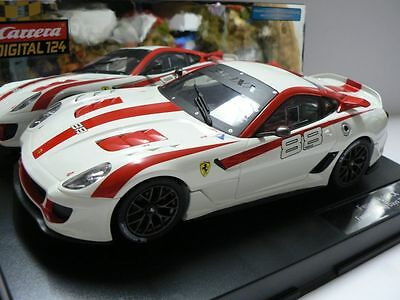 Carrera Digital124 Ferrari 599XX Ferrari Racing Days No. 88 23772  NEU