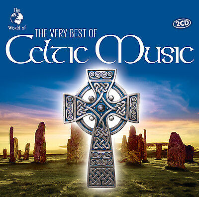 Celtic CD The Very Best Of Celtic Music von Various Artists 2CDs