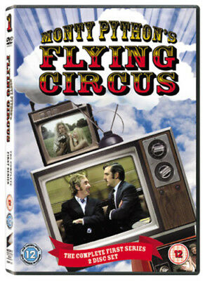 Monty Python's Flying Circus: Series 1 DVD (2007) Graham Chapman ***NEW***