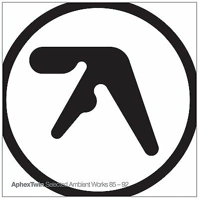 Aphex Twin Selected Ambient Works 85 To 92 Lp Vinyl 33Rpm New