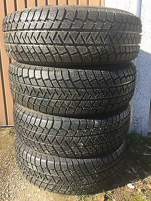 4 Winterreifen 235/65R17 108H Michelin Latitude Alpin  Demo