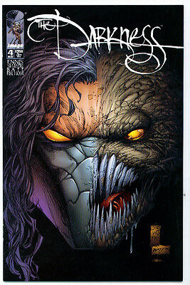 |•.•| DARKNESS (VOL.1) • Issue 4 • Top Cow / Image
