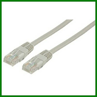 CABLE RESEAU ETHERNET CAT6E DROIT RJ45 BLINDÉ FTP 5 M mètres CAT 6E LIVEBOX PC