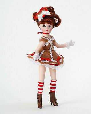 "Madame Alexander Gingerbread Coquette 10"" Cissette Collectable Doll 71275 - NEW"