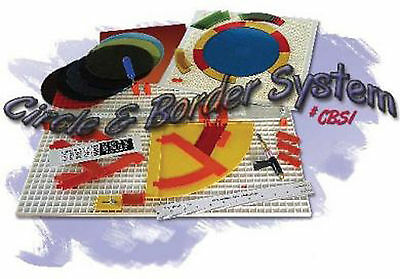 Stained Glass Supplies - Morton Circle & Border System #CBS1