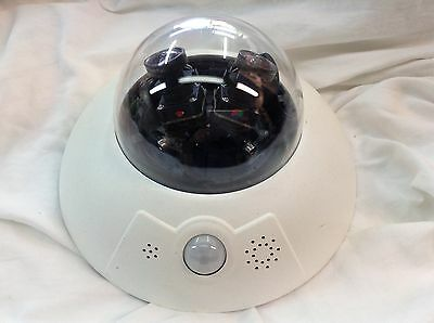 Mobotix Dual Dome Camera-Made In Germany D12