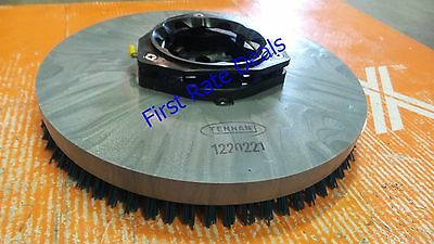 "Tennant 1220221 Driver Brush Pad Auto Scrubber Nobles Speed Scrub 14"" A5 T5 OEM"
