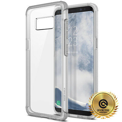 Galaxy S8 Case CLEAR Obliq [Naked Shield] Slim Protection TPU Bumper Cover