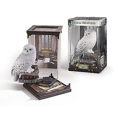 Harry Potter Magical Creatures by Noble Collection - Hedwig (NN7542) New