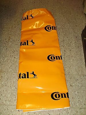 Brand New Continental Tire Stack Cover-Stands About 4 Feet Tall