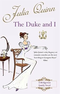 The Duke and I by Julia Quinn (Paperback)