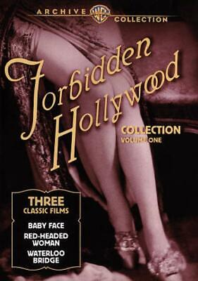 Tcm Archives - Forbidden Hollywood Collection - Vol. 1 New Dvd