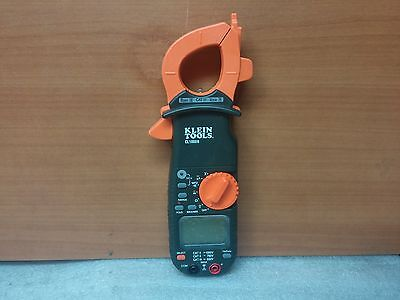 Klein Tools CL1000B 400 Amp AC Digital Clamp Electrical Test Meter