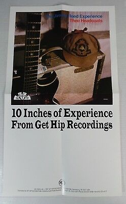 Thee Headcoats - The Jimmy Reed Experience - Promo Poster - FREE SHIPPING