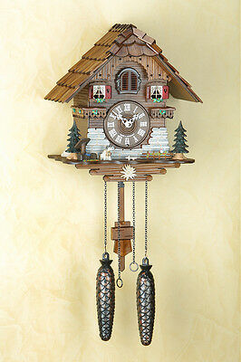 Black Forest Cuckoo Clock, Cuckoo, Cuckoo Clock, Made in Germany 431q