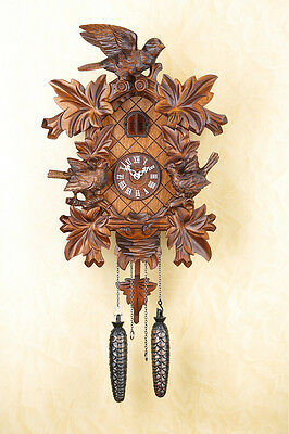 Black  forest Cuckoo Clock, Cuckoo Clock, Cuckoo Clock, Made in Germany 368Q
