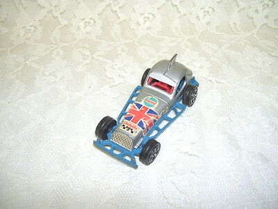 Corgi Juniors Whizz Wheels Super Stock Car Made In Britain