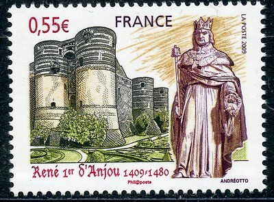 Stamp / Timbre France  N° 4326 ** Chateau D'angers