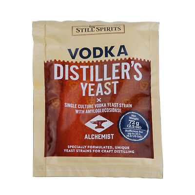 Free Shipping Still Spirits Distillery Yeast Vodka with AG  home brew