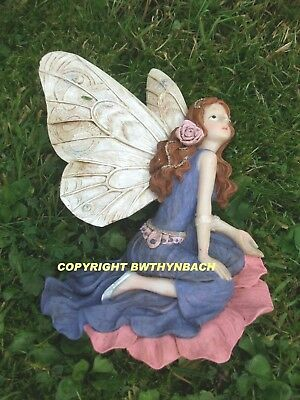 New Design Rubber Latex Mould Mold Moulds Fairy Fairie Wall Plaque A