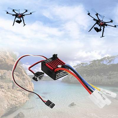 Hobbywing QUICRUN 60A Waterproof Brushed ESC for 1/10 Scale Truck Crawler SP