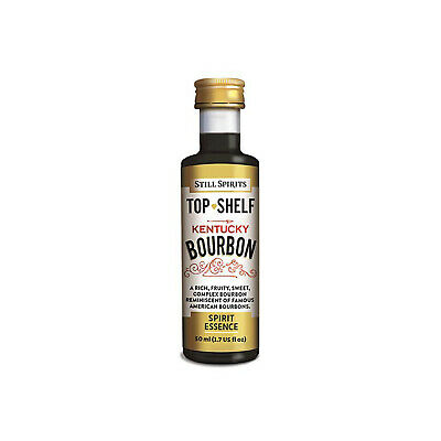 Free Shipping Still Spirits Top Shelf Kentucky Bourbon home brew spirit essence
