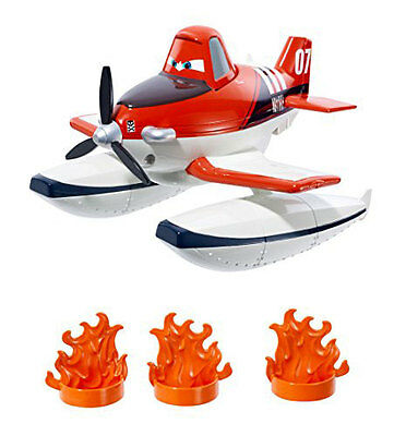 Disney Planes 2 CBD87-Löschflugzeug Dusty-Disney Planes: Fire & Rescue Scoop & S
