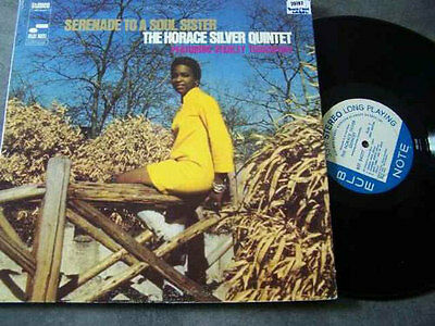 horace silver quintet-horace silver quintet lp,serenade to a soul sister,us issu