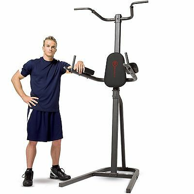 Marcy Eclipse CT6000 Power Tower Pull Up Station & Dip Knee Raise Power Tower