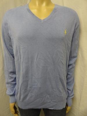 Men's Polo Ralph Lauren Periwinkle Pull Over Sweater Size: XL (NWT)
