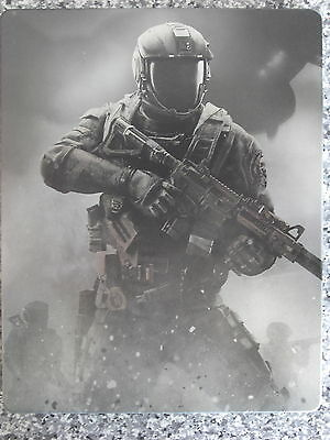 Call Of Duty Infinite Warfare Steel Book Game Case For PS4 or XBox One (New)