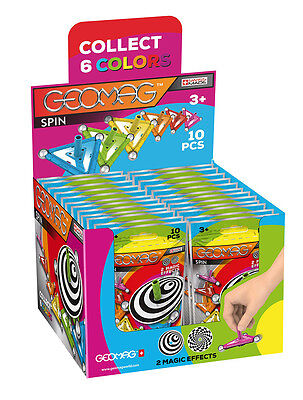 GEOMAG, Color SPIN, Neu, Ovp, 8400036